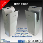 NEW Automatic High Speed Hand Dryer Commercial Bathroom Restroom Washroom Toilet
