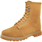 BRANDIT GLADSTONE WARM MENS MILITARY FOOTWEAR LEATHER ARMY BOOTS CAMEL COYOTE
