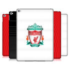 OFFICIAL LIVERPOOL FOOTBALL CLUB CREST DESIGNS HARD BACK CASE FOR APPLE iPAD