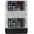 Slim Thin Wireless Slide Out Bluetooth Keyboard Case Cover For iPhone 6 Pop