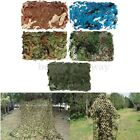 Hunting Camping Woodlands Military Mesh Camouflage Netting Camo Net 2X3M / 5x3M