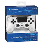 Sony Dualshock 4 Wireless Controller for Playstation 4 White NEW
