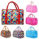 Transparent Handbag Bag Clear Waterproof Jelly Tote Travel Makeup Wash Beach Bag