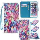 Hot Pattern Magnetic Leather Wallet Case Stand Flip Cover For Apple iPhone Phone <br/> 36% Discount,Over 10000+Sold,USPS Fast Free Shipping