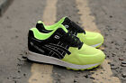 ASICS GEL LYTE SPEED SAFETY YELLOW BLACK WHITE H5V1Y-0790 III V FIEG 50/50 PACK