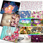 Keypad Cover + Floral Blossom Hard Case for Macbook 12 Retina Pro13 15 Air 11 12