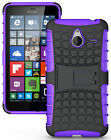 GRENADE GRIP RUGGED TPU SKIN HARD CASE COVER STAND FOR MICROSOFT & NOKIA PHONES