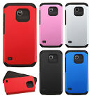 For Huawei Union Y538 HARD Astronoot Hybrid Rubber Silicone Case Phone Cover