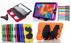 Defender Rubber Shockproof Heavy Duty Hybrid Stand Case Soft Cover For Samsung