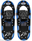 Redfeather Hike Men's Snowshoe Kit.  Made in Wisconsin. New 2014 Model