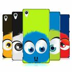 HEAD CASE DESIGNS FUZZBALLS HARD BACK CASE FOR SONY PHONES 2