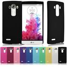 Ultra Thin Slim Matte Hard Plastic Cover Case Skin Shell For LG G2 G3 G4 phones