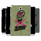 OFFICIAL 5 SECONDS OF SUMMER X-SKULLS HARD BACK CASE FOR SAMSUNG TABLETS 1