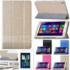 "Luxury Folio Flip Leather Case Cover Stand Protective For Chuwi Hi8 8"" Tablet PC"