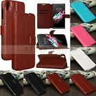 MOHOO Flip Leather Wallet Case Cover Stand For Alcatel One Touch Idol 3 4.7/5.5""