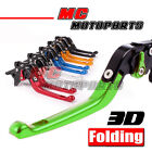 New 3D Style Folding Brake Clutch SIX Color Levers For YAMAHA YZF R1 R1M 2015
