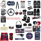 New NFL New England Patriots Pick Your Gear / Accessories Official Licensed $7.37 USD on eBay