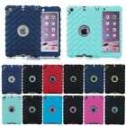Military Shockproof Rugged Heavy Duty Case Cover for Apple iPad mini 1 2 3 4