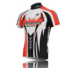 Merida Multivan Red Men's Cycling Clothing Short Sleeve Shirt Cycling Jacket Top