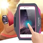 FLOVEME Sports Armband Gym Running Jogging Case Workout Arm Holder for iPhone