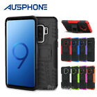 Slim Tough Armor Stand Heavy Duty Case Cover for Samsung Galaxy J1