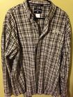Jack Daniel's plaid #7 Brand XL button shirt