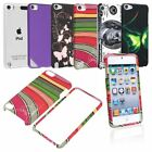 For iPod Touch 5th 6th Gen Ultra Slim Hard ShockProof Impact Armor Case Cover