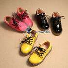 2016 Spring Baby Child Boy Kids Girl Candy Color Shoelace Casual Zipper Shoes