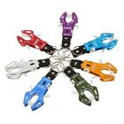 carabiner karabiner keyring tool hiking camping sport fishing snap  hook safety