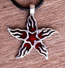 Unify Astronomy Flaming Shooting Comet Meteoroid asteroid Star Pewter Pendant
