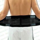 Top Quality Magnetic Neoprene Lumbar Support Lower Back Belt Brace Pain Relief