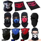 Motorcycle Thermal Balaclava Neck Winter Ski Half Full Skull Face Mask Cap Cover