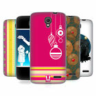 HEAD CASE DESIGNS HEADCASE MIX CHRISTMAS COLLECTION GEL CASE FOR ALCATEL PHONES