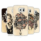 HEAD CASE DESIGNS INTROSPECTION SOFT GEL CASE FOR SAMSUNG PHONES 1