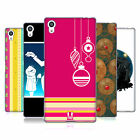 HEAD CASE DESIGNS HEADCASE MIX CHRISTMAS COLLECTION GEL CASE FOR SONY PHONES 2