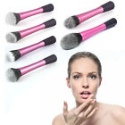 Professional Cosmetic Stipple Fiber Powder Blush Brush Foundation Makeup Tool OD