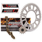 NEW X Ring Gold Chain and Sprocket Kit Aluminum Kawasaki KX250F 2011–2013