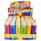 Dfxz Dream Crayon Crayons Pencil Fruity Lip Balm ~ Special Care for Dry Lips