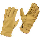 Lined US Para Gloves Leather Mounted Airborne like worn by Brad Pitt Fury AG1566