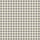 Scandi Christmas ~ Heart Check Slate Grey Fabric by Makower / quilting 2016 3