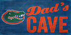 Fan Creations NCAA Dad's Cave Graphic Art Plaque