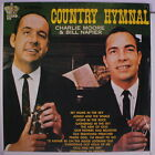 CHARLIE MOORE & BILL NAPIER: Country Hymnal LP (re) Bluegrass