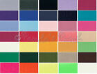 Berisfords 6mm Double Sided Polyester Grosgrain Ribbon  Choose Length and Colour