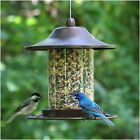 Perky Pet Panorama Tube Bird Feeder