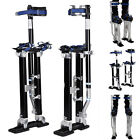"FDS Drywall Painters Walking Stilts Taping Finishing Tools - Adjustable 24""- 40"""