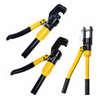 8/10/16 Ton Hydraulic Wire Battery Cable Lug Terminal Crimper Crimping Tool US