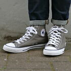Converse Chucks All Star Hi 1J793C Charcoal Canvas Schuhe Sneaker Unisex Grau