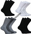 12 or 24 Pairs Mens Cotton Rich Sport Socks Work Cotton RichSocks Shoe Size 6-11