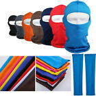 Lycra UV Protection Set-1Pair Arm Cooling Sleeves + 1PC Balaclava Full Face Mask