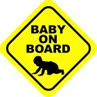 Baby On Board Decals / Stickers